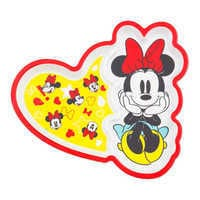 Image of Minnie Mouse Plate - Disney Eats # 1