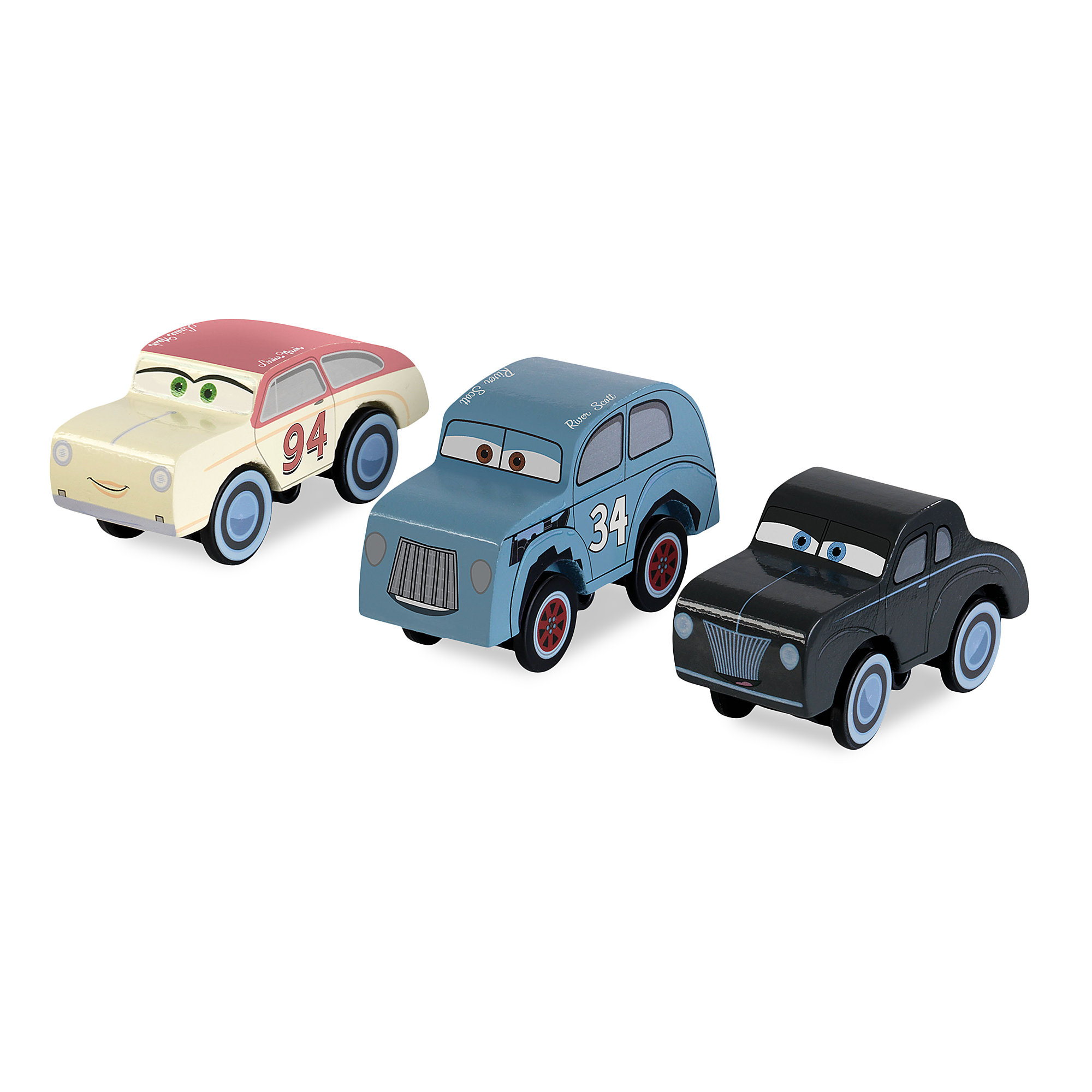 Cars 3 Thomasville 3-Pack