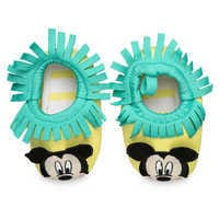 Image of Mickey Mouse Swim Shoes for Baby # 3