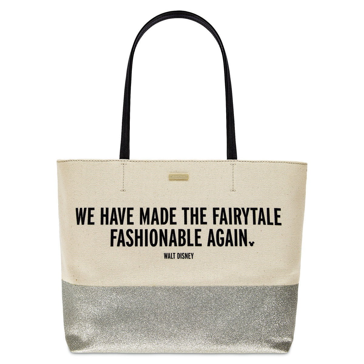 1542b53ca04 ... Tote by kate spade new york.  218.00  163.50. Product Image of   We  Have Made the Fairytale Fashionable Again   Canvas Glitter