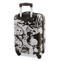 Image of Jack Skellington and Friends Rolling Luggage # 2