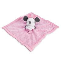 Minnie Mouse Plush Blankie for Baby