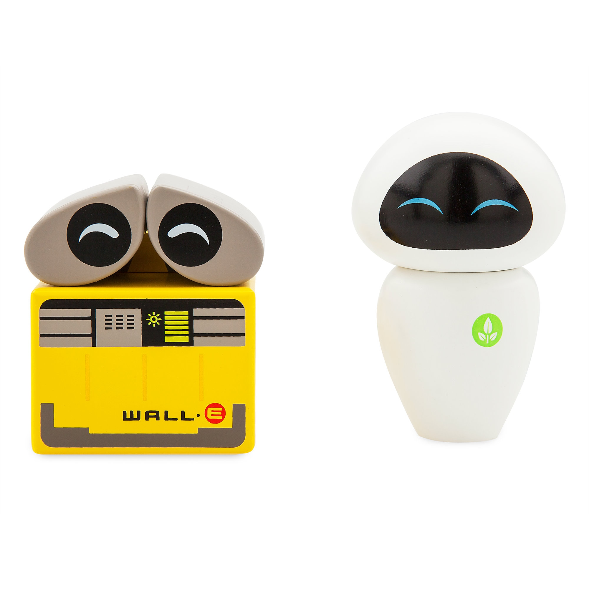 WALL•E and EVE Wooden Collectibles - Limited Edition
