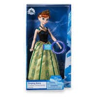 Image of Anna Singing Doll - Frozen - 11'' # 3