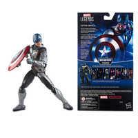 Image of Captain America Action Figure - Legends Series # 3