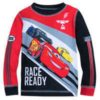 Image of Cars ''Race Ready'' PJ PALS for Boys # 3