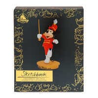 Image of Mickey Mouse Through the Years Sketchbook Ornament Set - The Mickey Mouse Club - August - Limited Release # 3