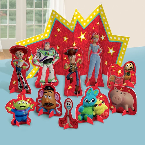 Toy Story 4 Party Table Decorating Kit