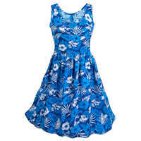 Image of Mickey Mouse and Friends Aloha Dress for Women - Disney Hawaii # 1
