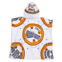 Image of BB-8 Hooded Towel for Kids - Star Wars # 3