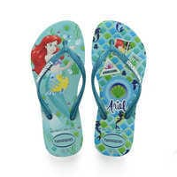 Image of Ariel Flip Flops for Kids by Havaianas # 1