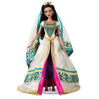 Image of Jasmine and Aladdin Limited Edition Doll Set - Live Action Film - 17'' # 4