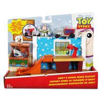 Image of Andy's Room Minis Playset - Toy Story # 5