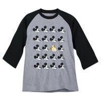 Mickey Mouse Raglan T-Shirt - Men
