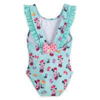 Image of Minnie Mouse and Figaro Swimsuit for Girls # 4