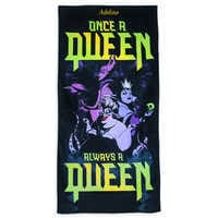 Image of Disney Villains Beach Towel - Personalizable # 1