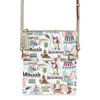 Image of Dumbo Foldover Crossbody Bag by Dooney & Bourke # 3