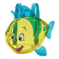 Image of Flounder Swim Bag for Kids - Little Mermaid # 1