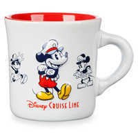 Image of Mickey Mouse Diner Mug - Disney Cruise Line # 1