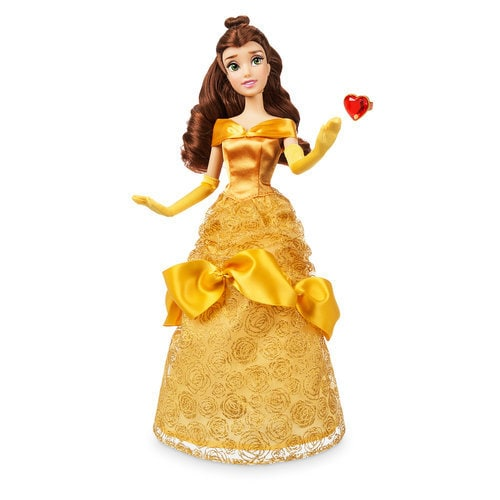 Belle Classic Doll With Ring Beauty And The Beast 11 1