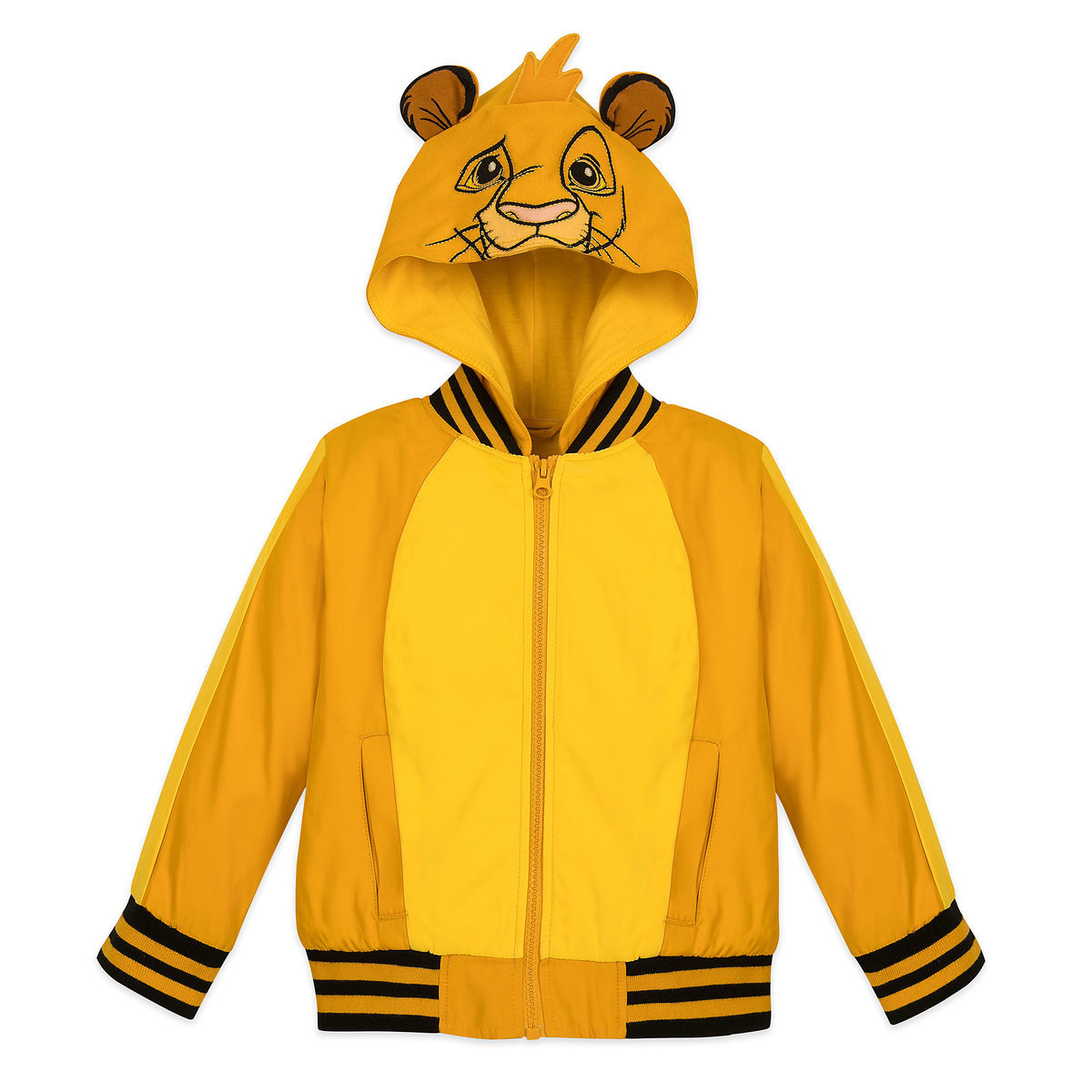 Simba Hooded Jacket for Boys | Top 25 Disney Gift Ideas for Toddlers featured by top US Disney blogger, Marcie and the Mouse
