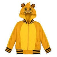 디즈니 라이온킹 심바 후드 자켓 Disney Simba Hooded Jacket for Boys - The Lion King