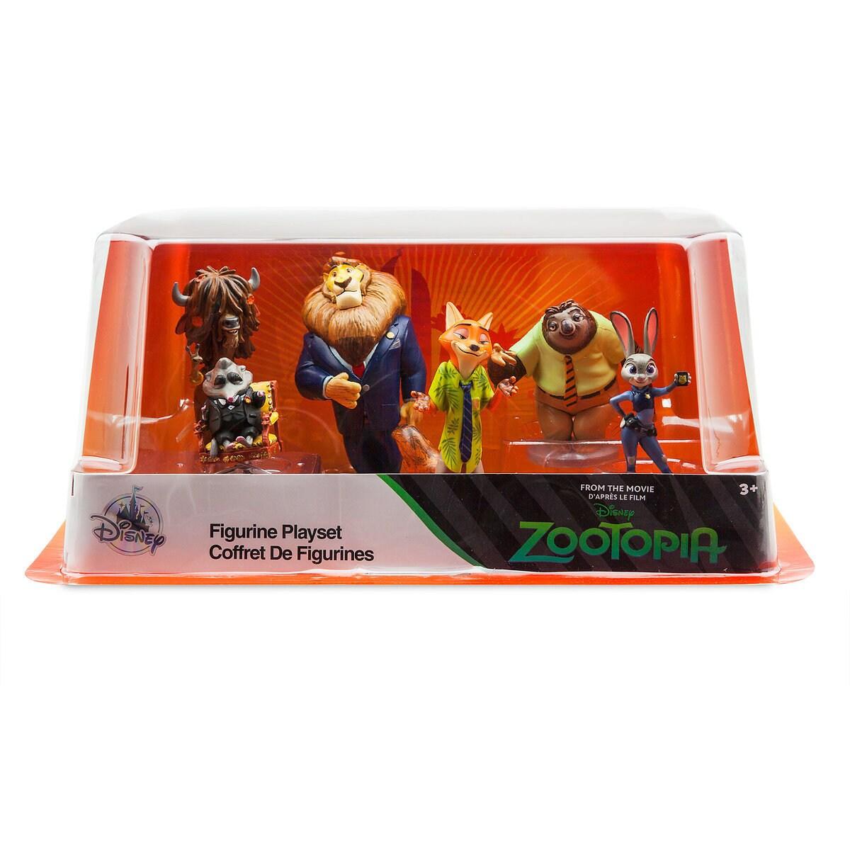 Product Image of Zootopia Figurine Playset # 2