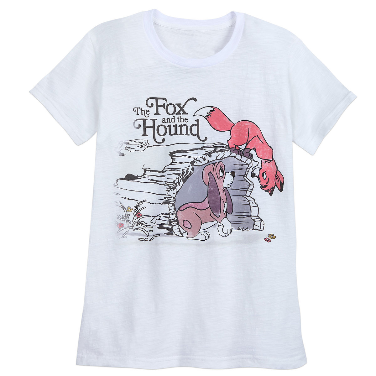 fc4a9b1d2 Product Image of The Fox and the Hound T-Shirt for Women # 1