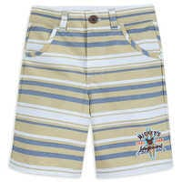 Image of Mickey Mouse Surf Team Shirt and Shorts Set for Boys # 3