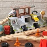 Image of Cars 3 Thunder Hollow Track Set and Table by KidKraft # 4