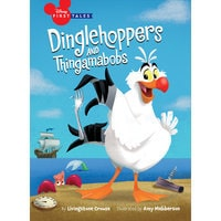 Disney First Tales: Dinglehoppers and Thingamabobs Book - The Little Mermaid