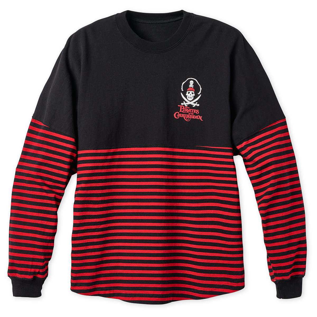 694fb1d67 Product Image of Pirates of the Caribbean Spirit Jersey for Adults - Walt Disney  World #