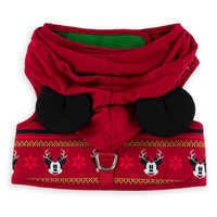 Image of Mickey Mouse Holiday Pet Harness # 1
