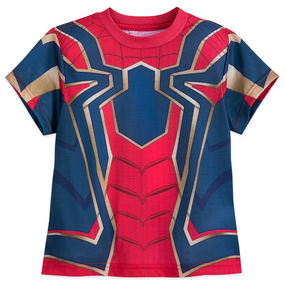 986c20ff8 Product Image of Iron Spider Costume T-Shirt for Boys - Marvel's Avengers:  Infinity