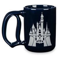 Mickey Mouse Collegiate Mug - Disneyland