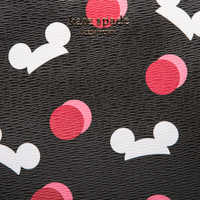 Image of Mickey Mouse Ear Hat Wallet by kate spade new york - Black # 4