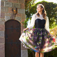 Image of Briar Rose Costume Dress for Women # 2