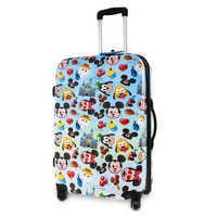 Image of Disney Emoji Luggage - 26'' # 1
