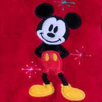 Image of Mickey Mouse Holiday Snuggle Suit for Baby # 5