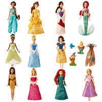 Image of Disney Princess Classic Doll Collection Gift Set # 1