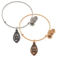 Haunted Mansion Logo Bangle by Alex and Ani