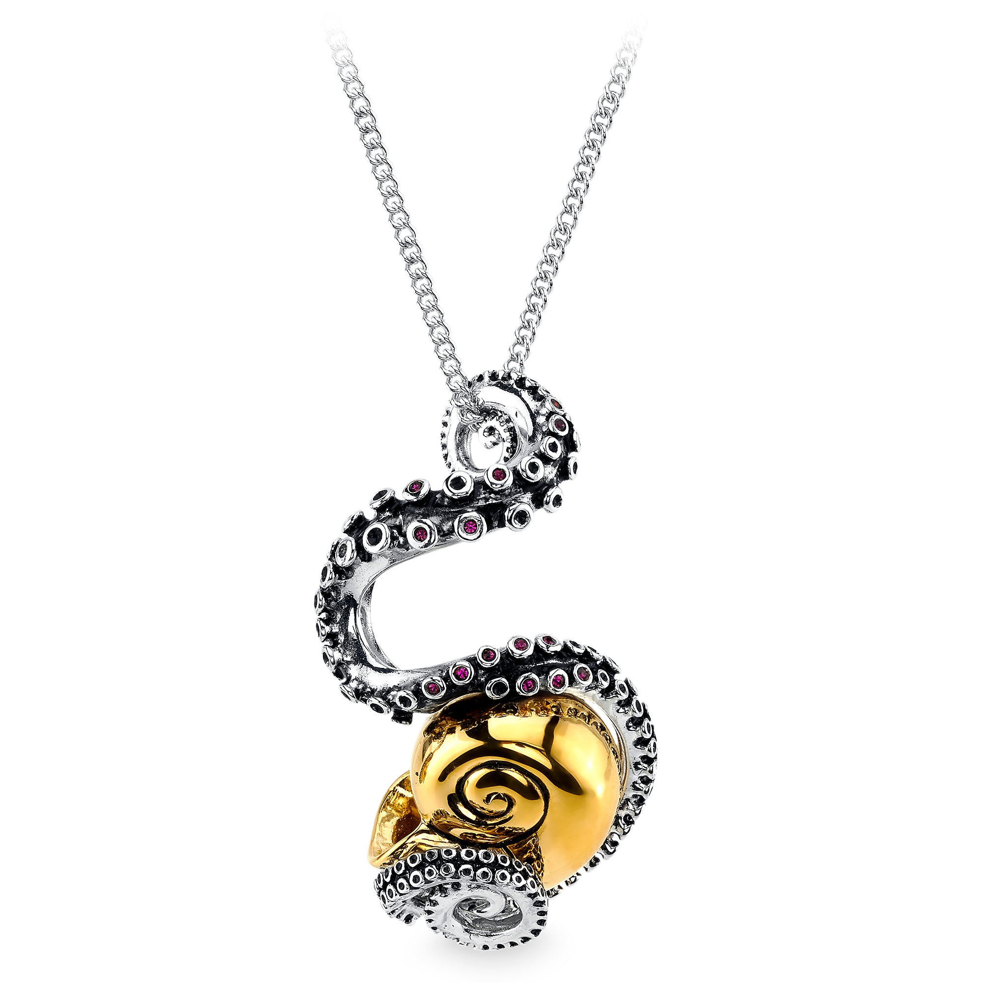 Ursula Tentacle Necklace by RockLove - The Little Mermaid