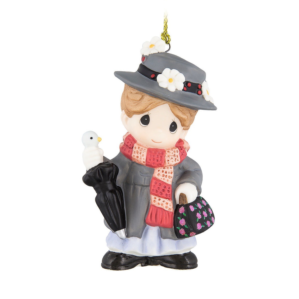 Product Image Of Mary Poppins Ornament By Precious Moments 1