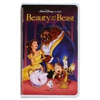 Image of Beauty and the Beast ''VHS Case'' Journal - Oh My Disney # 1