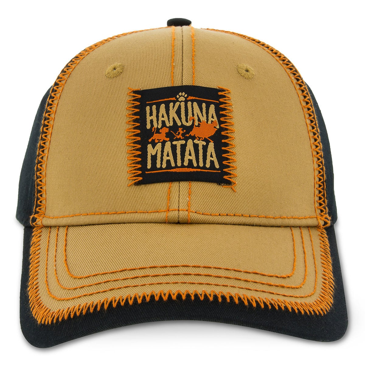 Product Image of The Lion King Baseball Cap for Adults   1 a486165f473