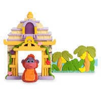 Image of King Louie Starter Home Playset - Disney Furrytale friends - The Jungle Book # 1