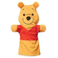 Winnie the Pooh and Pals Soft and Cuddly Hand Puppets by Melissa & Doug