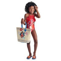 Image of Elena of Avalor Swimsuit for Girls # 2