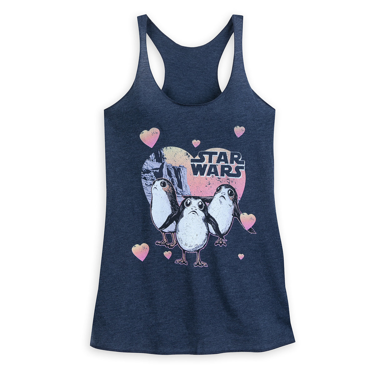 53a07857eda64 Product Image of Porg Tank Top for Women - Star Wars   1