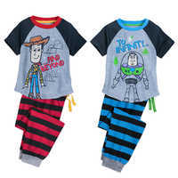 Image of Toy Story Best Friends PJ Sets for Kids - 2-Pack # 1